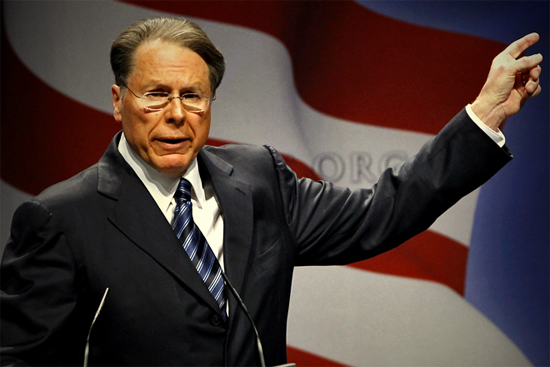Wayne LaPierre, NRA Chief Executive