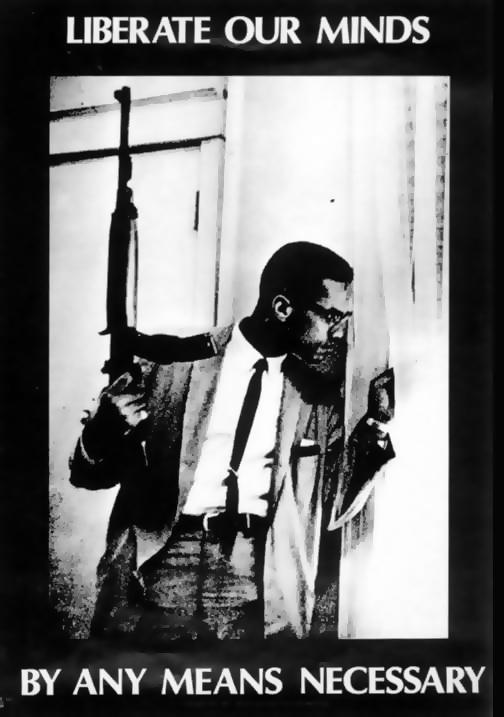 Texas Republican Steve Stockman (No, wait...that's Malcolm X...sorry)