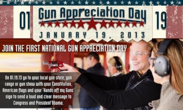 gun appreciation day