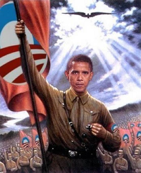 obama hitler again