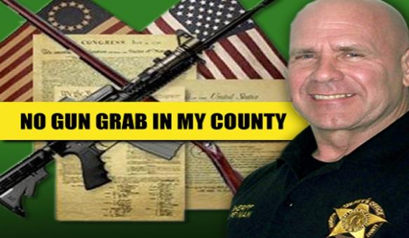 Dimwit Sheriff Denny Peyman