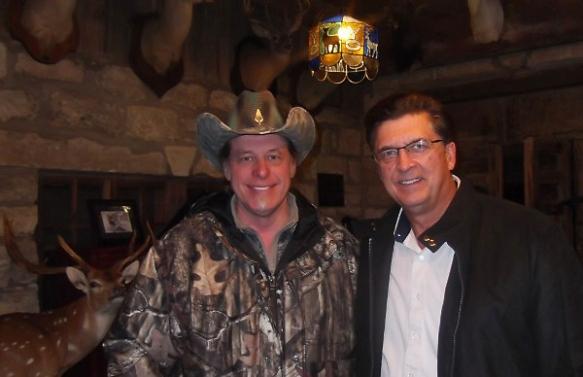Former sheriff Mack, former rocker Nugent, former deer