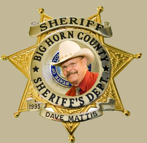 Dave Mattis, dimwit liar and sheriff