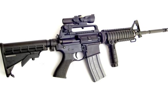 Bushmaster .223