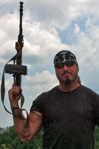 Nathan Van Wilkins - not a mass killer