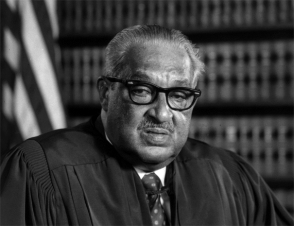Associate Justice of the Supreme Court of the United States, Thurgood Marshall