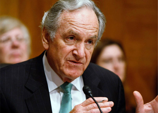 This is Tom Harkin, one of my Senators - I called him, I wrote him