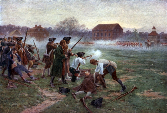 Battle of Concord and Lexington