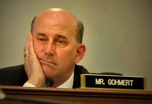 Representative Louie Gohmert, R-Texas, Incredibly Stupid