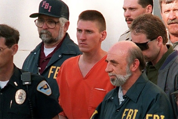 Timothy McVeigh, terrorist