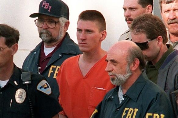 Timothy McVeigh, terrorist