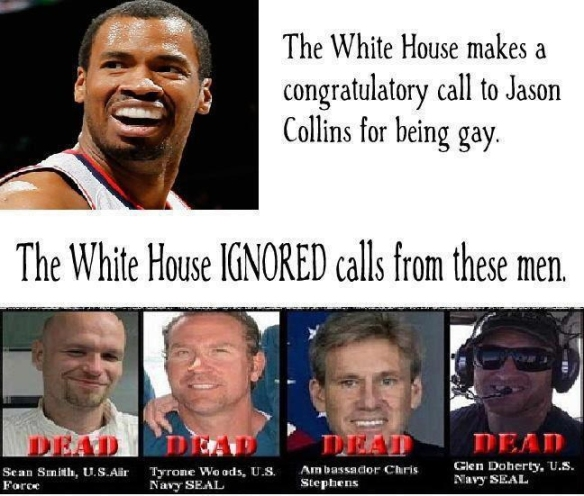 benghazi white house call