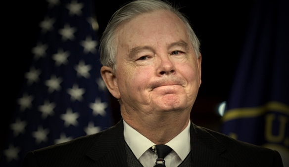 Texas Republican Joe Barton (stupid, no doubt about it)
