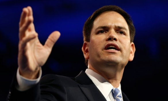 Marco Rubio asking the president to request an investigation that's already ongoing