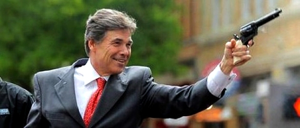 Texas Republican Governor, Rick Perry (stupid, sure)