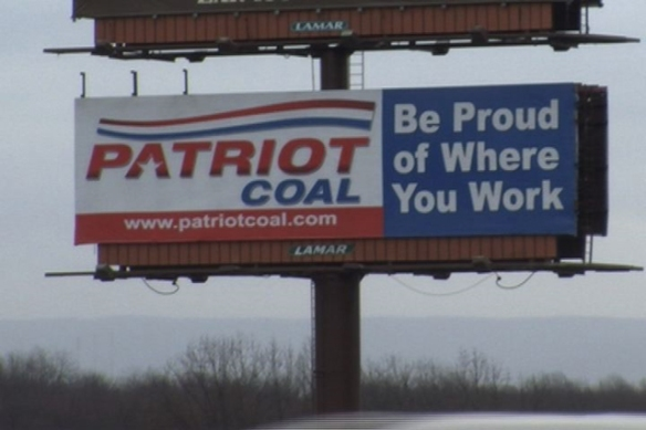patriot coal bankruptcy information