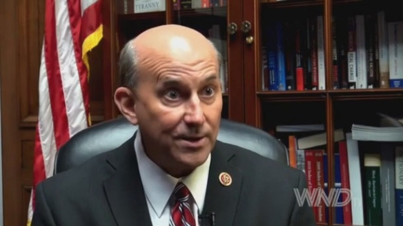 Louie Gohmert, Republican from Texas