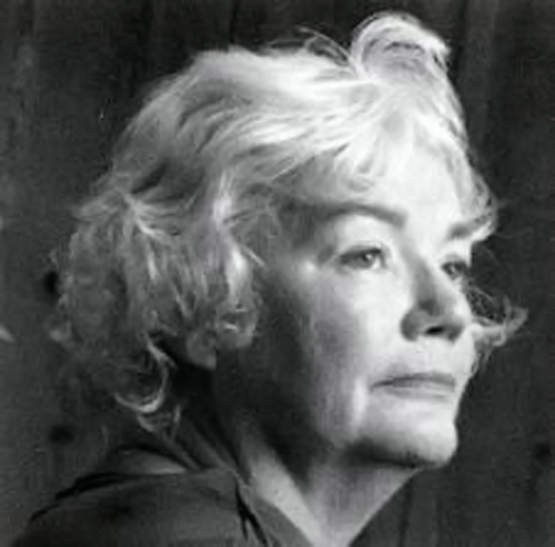 The late, great Molly Ivins