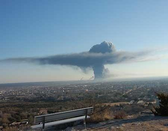 West, Texas fertilizer plant explosion