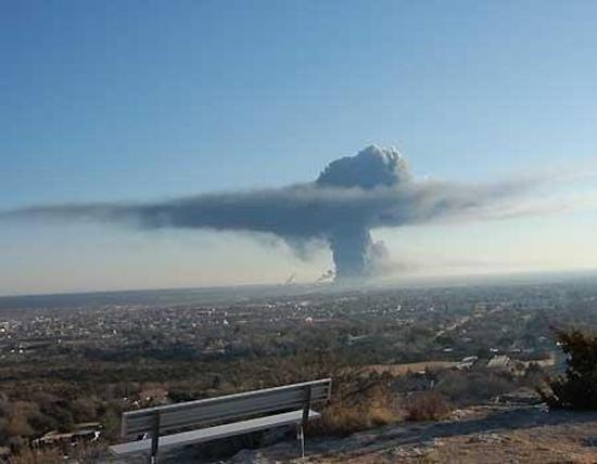 West, Texas fertilizer plant explosion
