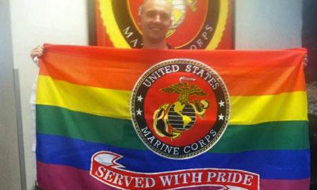 Bryan Eberly, U.S. Marine