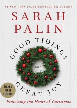 palin book cover