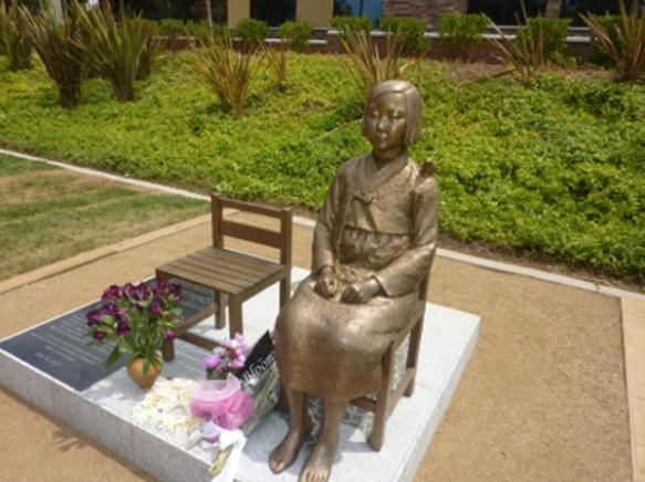 comfort woman memorial3