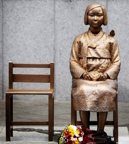 Comfort Woman Peace Monument