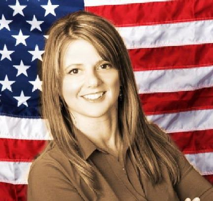 Arizona legislator Kelly Townsend (R - OMFG)