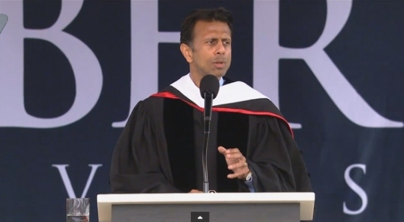 Bobby Jindal, Republican Governor of Louisiana