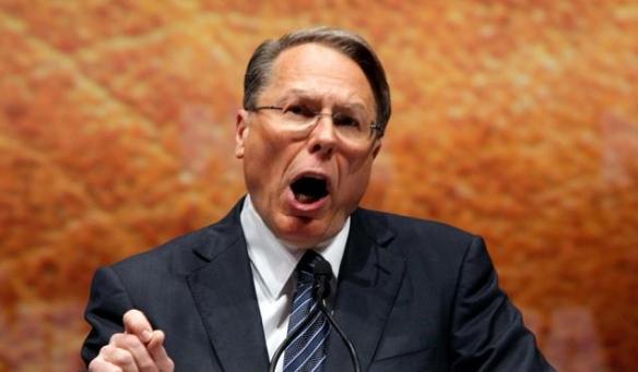 Wayne LaPierre, NRA spokesman