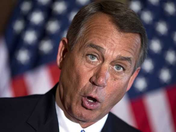 Massive Fuckwit, John Boehner