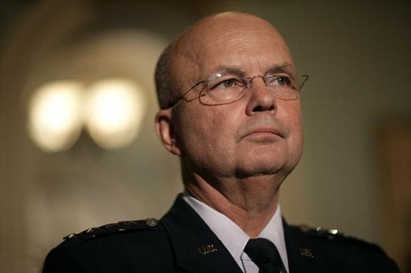 Former CIA Director Michael Hayden, coward.