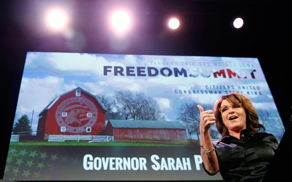 palin freedom summit
