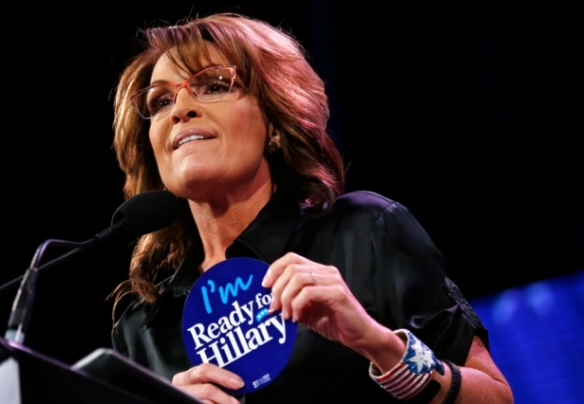 palin ready for hillary