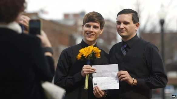 Alabama couple granted a license to marry