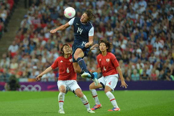 wambach 2012 olympics