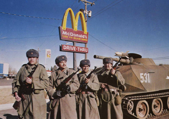 Jade Helm -- assault on goddam all-beef patties!!