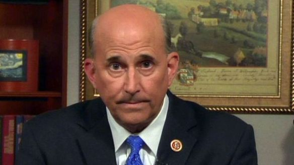 Louie Gohmert --this guy is actually a member of Congress, seriously.