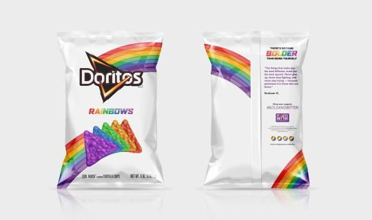 gay doritos