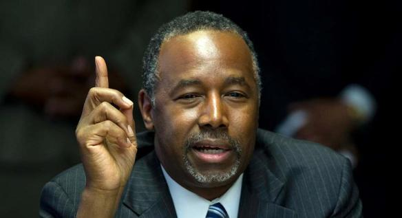 Dr. Ben Carson believes he has a valid point. He is, sadly, wrong.