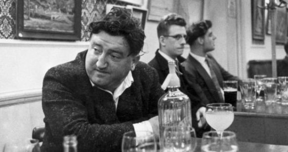 Vote for Brendan Behan