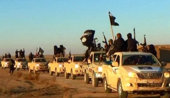 Stop selling ISIL Toyotas, and you stop ISIL.