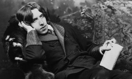 Vote for Oscar Wilde