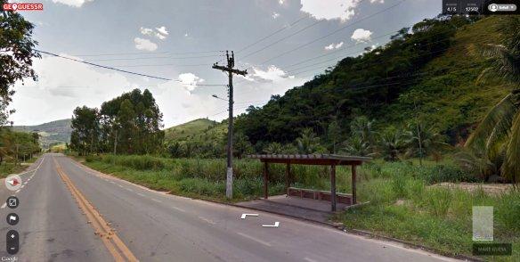 Near Boa Vista, Brazil