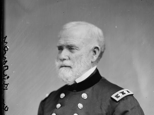 General William S. Harney