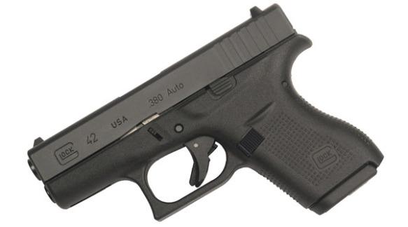 Glock 42 -- US$399.00