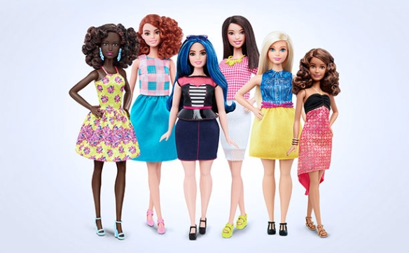 American values under attack by ISIS Barbie