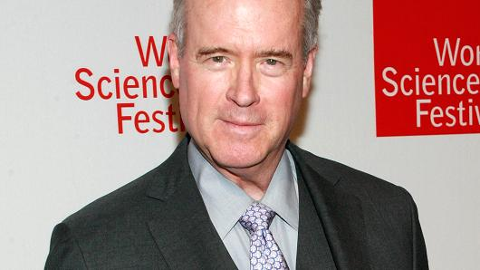 Robert Mercer, founder of Black Americans for a Better Future. Honest.