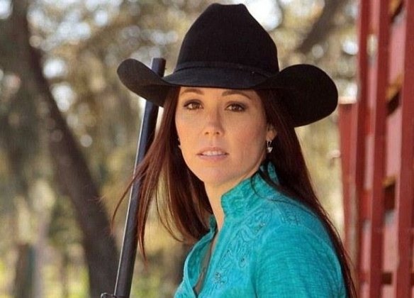 Second Amendment Mom Jamie Gilt